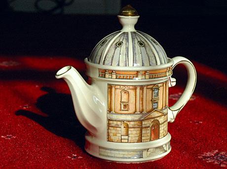 Különleges teáskanna (Fotó: MsTea)