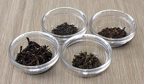 Oolong teák (Fotó: MsTea)