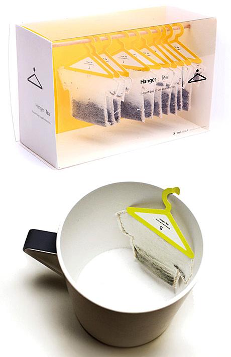 Tea vállfán (Fotó: daily best)