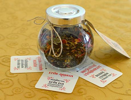 Saját teakeverék karácsonyra (Fotó és recept: MsTea)