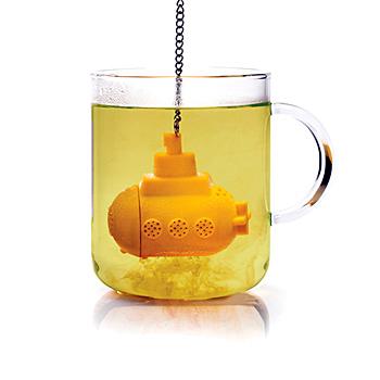 Yellow Submarine teaszűrő (Fotó: swissmiss)
